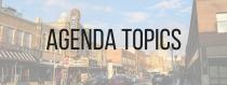 Agenda Topics Icon