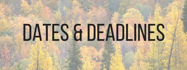 Dates & Deadlines Icon